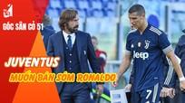 Công Phượng là chân sút nội tốt nhất V.League 2020; Juventus muốn bán sớm Ronaldo