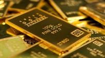 Giá vàng thế giới tụt xuống đáy của 4 tháng