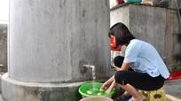 Hiệu quả chương trình cho vay nước sạch, vệ sinh môi trường ở Nghệ An