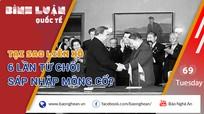 Tại sao Liên Xô 6 lần từ chối sáp nhập Mông Cổ?