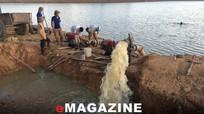 Nâng cao năng lực thủy lợi chống biến đổi khí hậu ở Nghệ An - Bài 1: Đến hẹn lại... lo