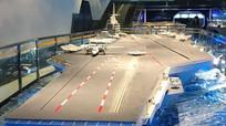 Trung Quốc khởi đóng siêu tàu sân bay lớn hơn tàu Mỹ