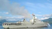 Tàu hộ vệ tên lửa Việt Nam có thể quay lại nước Nga?