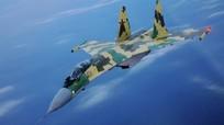 Trung Quốc triển khai Su-35 hoạt động trên Biển Đông