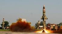 Ấn Độ phóng thử tên lửa có thể mang đầu đạn hạt nhân