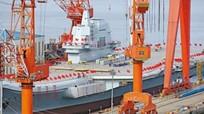 Trung Quốc tuyên bố làm chủ công nghệ đóng tàu sân bay cỡ lớn