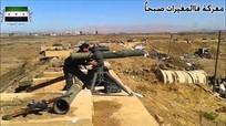 Xạ thủ tên lửa TOW bỏ mạng tại Đông Ghouta