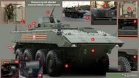 Nga chế tạo 'quái vật lội nước' lai tăng-thiết giáp