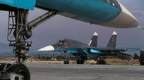 Nga điều gấp Su-34 đến Hmeymim sau vụ Su-24