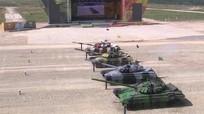 Việt Nam sẽ tham gia giải đua xe tăng quốc tế tại Nga
