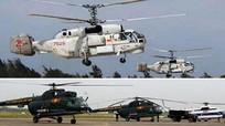 Trực thăng Việt Nam dùng động cơ VK-2500, có hệ thống Richag-AV?