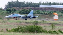 Việt Nam tự kéo dài thời gian phục vụ cho Su-27/30