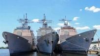 """Trung Quốc ngại sức mạnh """"Hạm đội ma"""" của Hải quân Mỹ"""