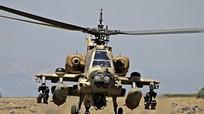 Quân đội Syria giăng bẫy quyết tóm sống AH-64 Apache Israel