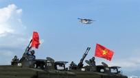 Xe lội nước - phòng không độc nhất vô nhị của Việt Nam