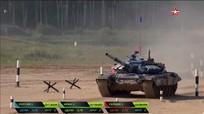 """Nga bị tố """"dùng hàng thửa riêng"""" tại giả đua xe tăng 2018"""