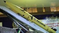 Iran hé lộ mẫu tên lửa đạn đạo có khả năng tàng hình