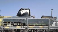 Mỹ công bố ảnh nát vụn của chiếc UAV đắt hơn F-35