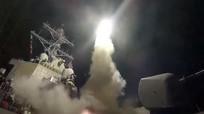 Mỹ có thể đang tập kết 200 tên lửa Tomahawk quanh Syria