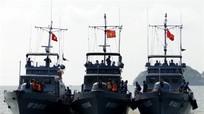 Lớp xuồng Grif hiếm gặp của Bộ đội Biên phòng Việt Nam