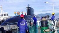 Việt Nam chế thiết bị đặc biệt, tự sửa chữa tàu ngầm