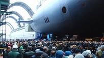 Nga thử nghiệm tàu ngầm có thể mang tới 300 đầu đạn hạt nhân