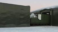 Nga công bố video siêu vũ khí laser triển khai chiến đấu