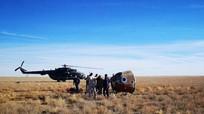 NASA lại cảm ơn quân đội Nga vụ Soyuz phóng lỗi