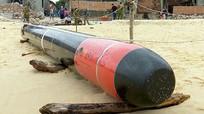 """Bộ Quốc phòng: """"Vật thể lạ ở biển Phú Yên là ngư lôi của nước ngoài"""""""