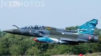 Chiến đấu cơ Mirage 2000 Pháp biến mất không rõ nguyên nhân