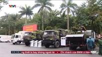 Việt Nam triển lãm vũ khí hiện đại sản xuất trong nước