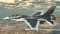 Máy bay Mỹ sẽ sơn màu giống tiêm kích Su-57 Nga để tập trận