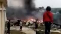 Tiêm kích Trung Quốc rơi tại tỉnh Hải Nam