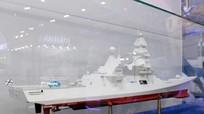 Nga lộ trang bị cực mạnh của siêu khu trục hạm 23560