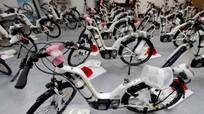 Xe đạp chạy bằng hydro giá 7.500 euro