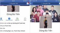 Giả Facebook tuyển thủ U23 Việt Nam để bán hàng online