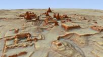 Phát hiện 60.000 kiến trúc cổ dưới tán rừng