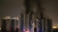 """Công ty Năm Bảy Bảy muốn """"thoát xác"""" khỏi chung cư Carina sau vụ cháy?"""