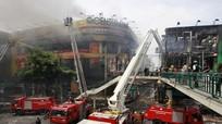 Tiêu chuẩn phòng cháy chữa cháy cho chung cư