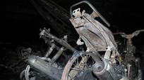 Những nguyên nhân khiến xe máy có thể tự bốc cháy