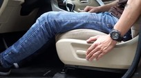 Cách điều chỉnh tư thế lái ô tô đúng chuẩn cho tài xế
