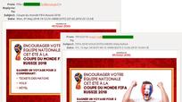 Fan bóng đá bị lừa mua vé đắt 10 lần để xem World Cup 2018