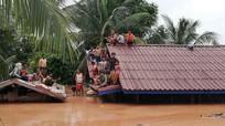 Lào: Lũ lớn hoành hành 180 bản ở tỉnh Khăm Muộn, Lào