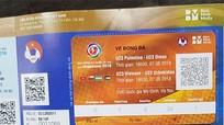 Vé xem U23 Việt Nam có gì đặc biệt?