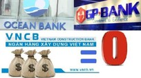 Chính phủ sẽ bán các ngân hàng yếu kém