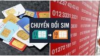 Chuyển Sim điện thoại về 10 số: Khách hàng phải ra ngân hàng cập nhật thuê bao