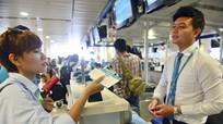 Giá vé máy bay Tết tăng cao