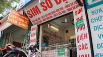 Thêm đề xuất cấm bán SIM rác