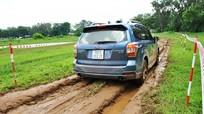 Kinh nghiệm nhất thiết phải biết khi lái ô tô trên đường xấu