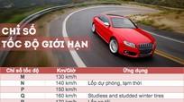 5 thông số trên lốp xe ô tô lái xe cần biết